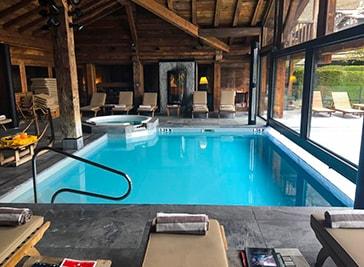 Spa le Bachal a Chamonix