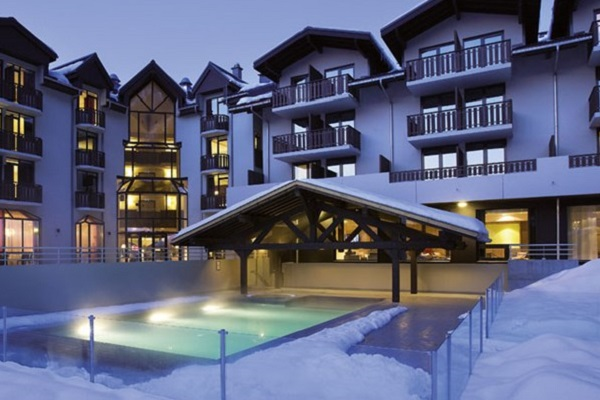 Places to stay in Chamonix